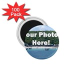 Personalised Photo 1.75  Magnet (100 pack)