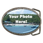 Personalised Photo Belt Buckle