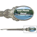 Personalised Photo Letter Opener