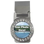Personalised Photo Money Clip (CZ)