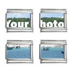 Personalised Photo 9mm Italian Charm (4 pack)
