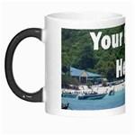 Personalised Photo Morph Mug