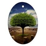 4-908-Desktopography1 Ornament (Oval)