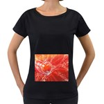 9-700-Fwallpapers_068 Maternity Black T-Shirt
