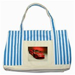 5-104-1024x768_3D_002 Striped Blue Tote Bag