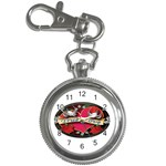 True-Love-Tattoo-Belt-Buckle Key Chain Watch