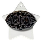punkb Star Ornament (Two Sides)