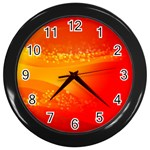 4-703-Fwallpapers_079 Wall Clock (Black)