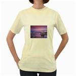 4-15-Backgrounds_1024x768_002 Women s Yellow T-Shirt