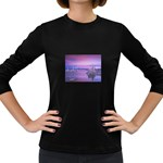 4-15-Backgrounds_1024x768_002 Women s Long Sleeve Dark T-Shirt