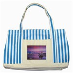 4-15-Backgrounds_1024x768_002 Striped Blue Tote Bag