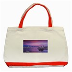 4-15-Backgrounds_1024x768_002 Classic Tote Bag (Red)