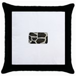 277G1001 Throw Pillow Case (Black)