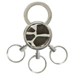 277G1001 3-Ring Key Chain