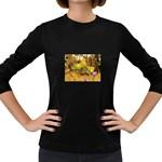 2-95-Animals-Wildlife-1024-028 Women s Long Sleeve Dark T-Shirt