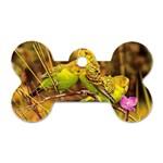 2-95-Animals-Wildlife-1024-028 Dog Tag Bone (One Side)