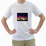 2-77-Animals-Wildlife-1024-010 White T-Shirt