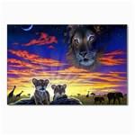 2-77-Animals-Wildlife-1024-010 Postcard 4  x 6
