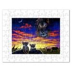 2-77-Animals-Wildlife-1024-010 Jigsaw Puzzle (Rectangular)