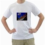 2-74-Animals-Wildlife-1024-007 White T-Shirt