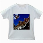 2-74-Animals-Wildlife-1024-007 Kids White T-Shirt