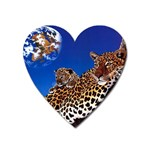 2-74-Animals-Wildlife-1024-007 Magnet (Heart)
