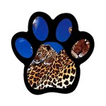 2-74-Animals-Wildlife-1024-007 Magnet (Paw Print)