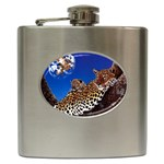 2-74-Animals-Wildlife-1024-007 Hip Flask (6 oz)