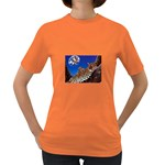 2-74-Animals-Wildlife-1024-007 Women s Dark T-Shirt