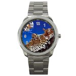 2-74-Animals-Wildlife-1024-007 Sport Metal Watch