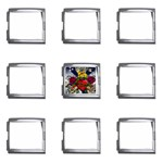Mind_-Body-_-Soul-Tattoo-Belt-Buckle Mega Link Italian Charm (9 pack)