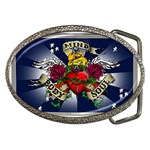 Mind_-Body-_-Soul-Tattoo-Belt-Buckle Belt Buckle