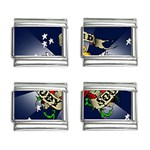 Mind_-Body-_-Soul-Tattoo-Belt-Buckle 9mm Italian Charm (4 pack)