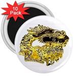LARK64 3  Magnet (10 pack)