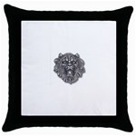 LARK60 Throw Pillow Case (Black)