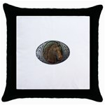 I76E Throw Pillow Case (Black)