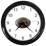 I76E Wall Clock (Black)