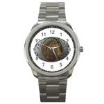 I76E Sport Metal Watch