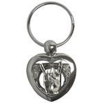 31035 Key Chain (Heart)