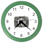 31035 Color Wall Clock