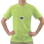 BuckleA139 Green T-Shirt