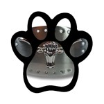 BuckleA139 Magnet (Paw Print)