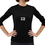 BuckleA139 Women s Long Sleeve Dark T-Shirt