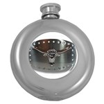BuckleA139 Hip Flask (5 oz)