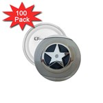 BuckleA270 1.75  Button (100 pack)