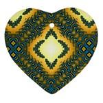 Subway_sign Ornament (Heart)