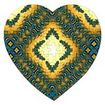 Subway_sign Jigsaw Puzzle (Heart)
