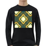 Subway_sign Long Sleeve Dark T-Shirt