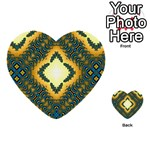 Subway_sign Multi-purpose Cards (Heart)