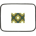 Subway_sign Mini Fleece Blanket(Two Sides)